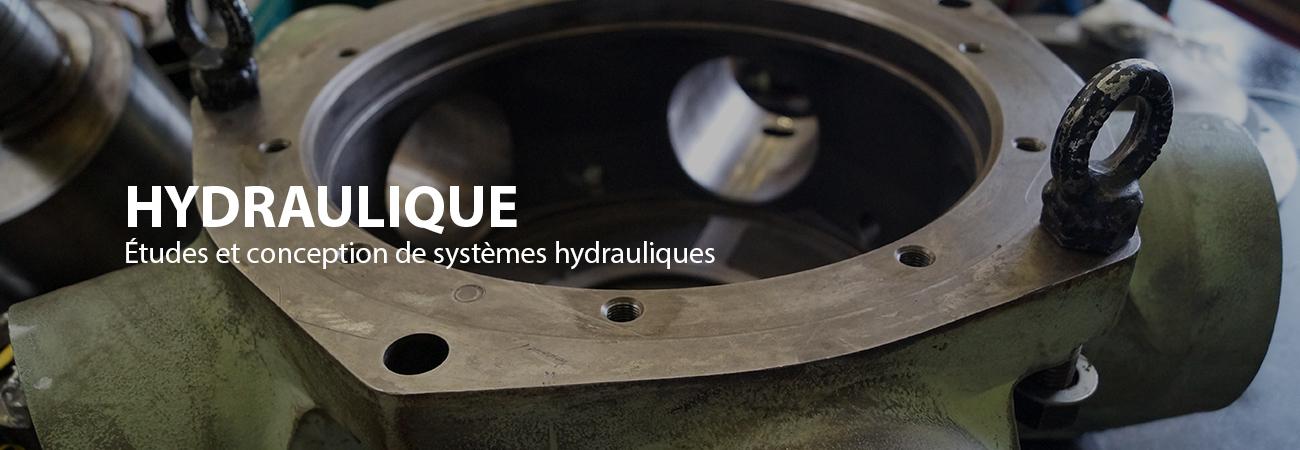 Hydraulique - Appydro