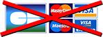pas de carte bancaire