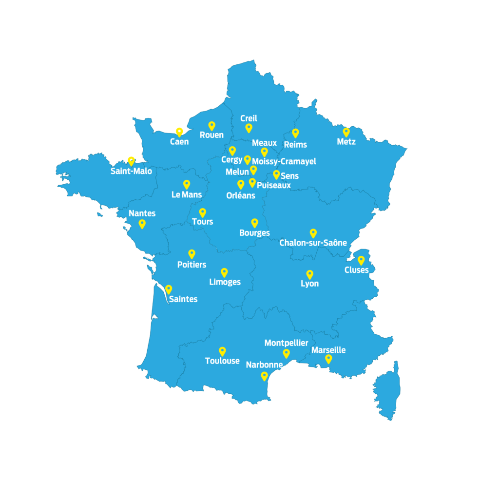 Réseau RFH 2019